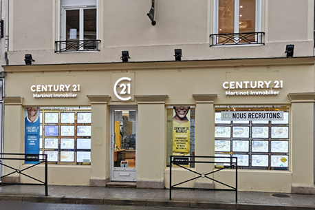 Agence immobilière CENTURY 21 Martinot Immobilier, 77160 PROVINS